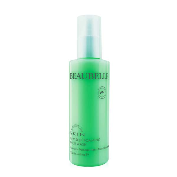 New Self Foaming Face Wash 200ml