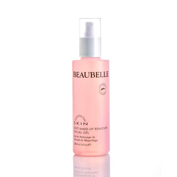 Soft Make-Up Remover Facial Gel 200ml