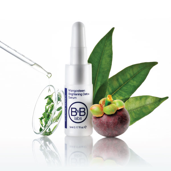 Mangosteen Brightening Detox Serum 5ml